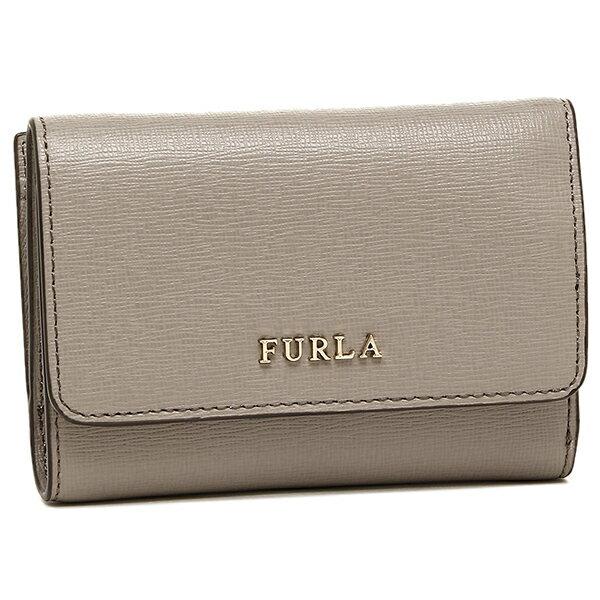 フルラ FURLA 折財布 レディース 872820 PR76 B30 SBB ライトグレー
