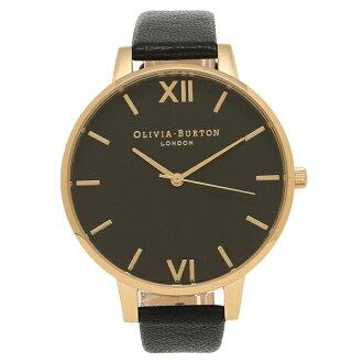 OLIVIA BURTON 손목시계 올리비아 바턴 OB15BD55 블랙/골드