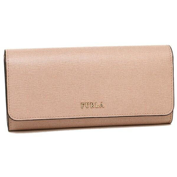 フルラ FURLA 長財布 レディース 871074 PS12 B30 6M0 ピンクベージュ