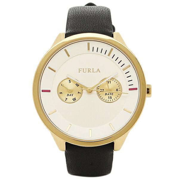 フルラ FURLA 腕時計 レディース R4251102517 866633 シルバー/ブラック