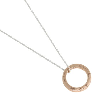 Tiffany necklace TIFFANY&Co. 37194778 silver Rose gold