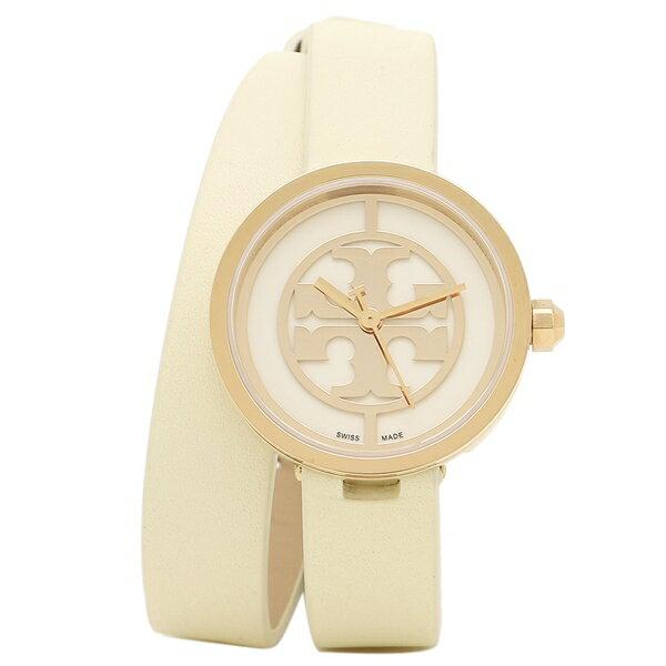 TORY BURCH 腕時計 アウトレット トリーバーチ TRB4007 レディース ホワイト ゴールド
