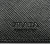 普拉达人长钱包PRADA 2MV836 QHH F0002黑色