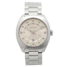 【P10倍 8/2 16時〜8/4 10時】【返品OK】GUCCI 腕時計 レディース グッチ YA142308 シルバー