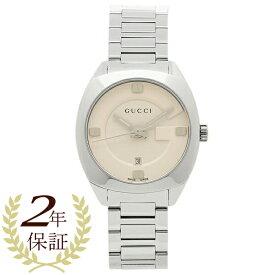 【30時間限定ポイント5倍】GUCCI 腕時計 レディース グッチ YA142502 アイボリー シルバー
