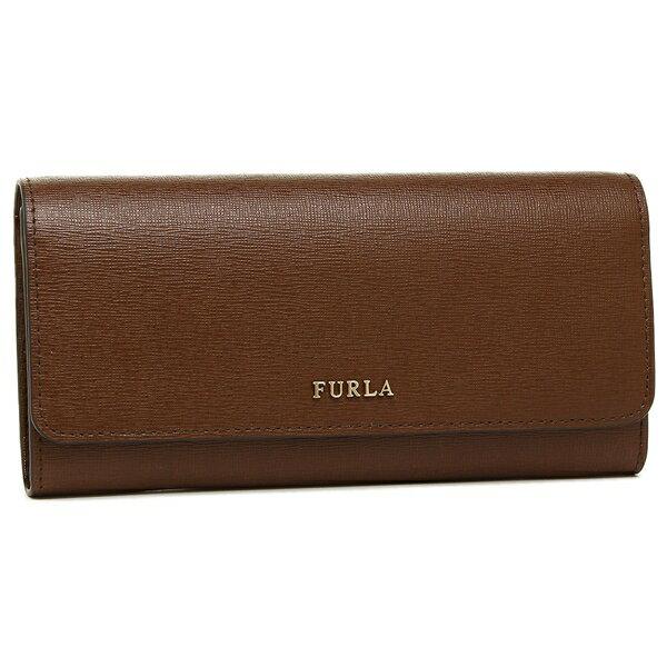フルラ FURLA 長財布 レディース 871068 PS12 B30 MNK ダークブラウン