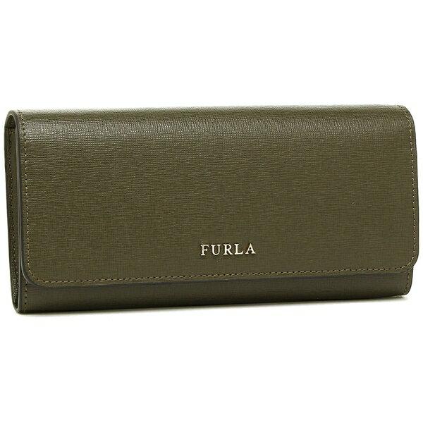 フルラ FURLA 長財布 レディース 887568 PS12 B30 S1C セージグリーン