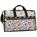レスポートサック ボストン LESPORTSAC 7185 G262 MR. MEN AND LITTLE MISS
