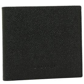 【4時間限定ポイント10倍】ブルガリ 二つ折り財布 メンズ BVLGARI 20253 CLASSICO ブラック
