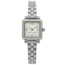 MARC JACOBS 腕時計 マークジェイコブス MJ3529 レディース ホワイト シルバー