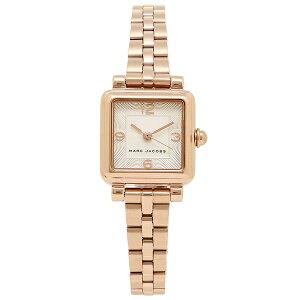【6時間限定ポイント5倍】【返品OK】MARC JACOBS 腕時計 マークジェイコブス MJ3530 レディース ホワイト ゴールド