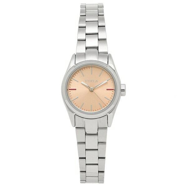 【4時間限定ポイント10倍】フルラ 腕時計 レディース FURLA R4253101517 866607 シルバー ローズ
