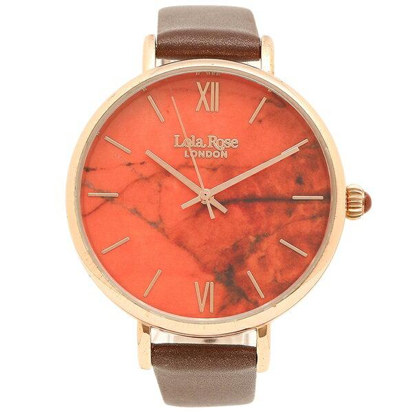 Lola Rose 腕時計 ローラローズ LR2018 オレンジ
