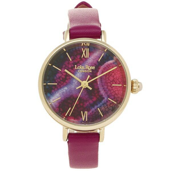 Lola Rose 腕時計 ローラローズ LR2038 パープル