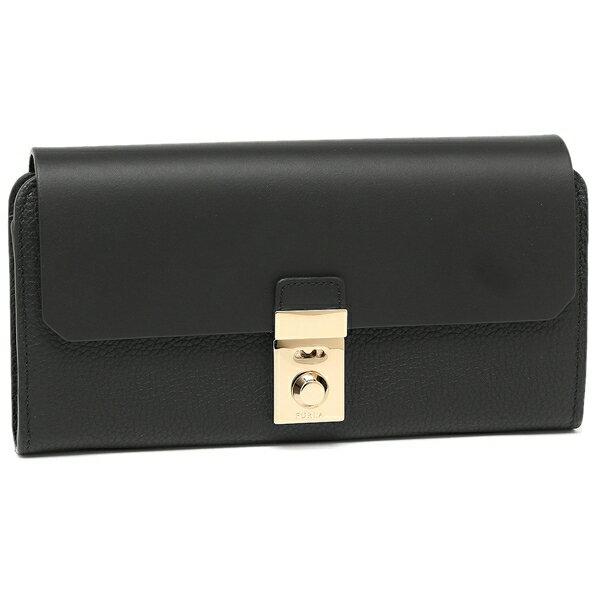 フルラ 長財布 レディース FURLA 887994 PS34 VOF O60 ブラック