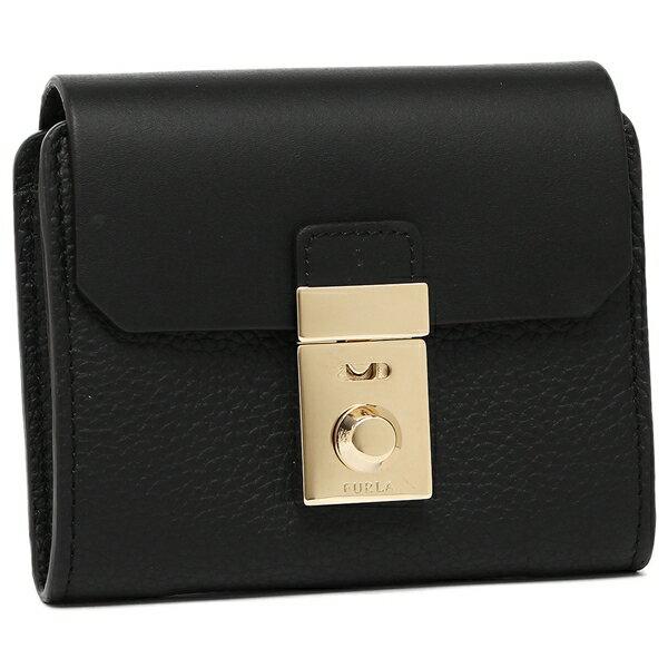 フルラ 財布 レディース FURLA 888004 PS35 VOF O60 ブラック