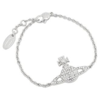 Vivien waist Wood Lady's bracelet VIVIENNE WESTWOOD BBL1005/6 silver