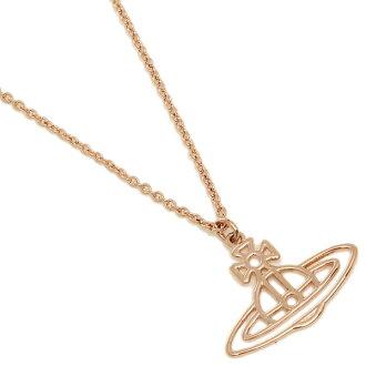 Vivien waist Wood Lady's necklace VIVIENNE WESTWOOD BP1284/4 pink gold