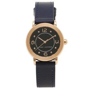 MARC JACOBS 腕時計 レディース マークジェイコブス MJ1577 ネイビーブルー ローズゴールド
