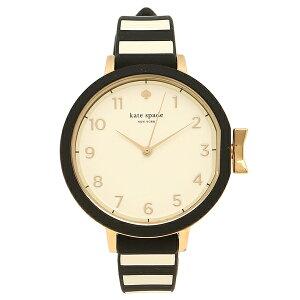 【返品OK】ケイトスペード 腕時計 レディース ブラック ホワイト KSW1313