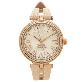 【返品OK】ヴィヴィアンウエストウッド 腕時計 レディース VIVIENNE WESTWOOD VV168SLPK ピンクゴールド シルバー ベージュ