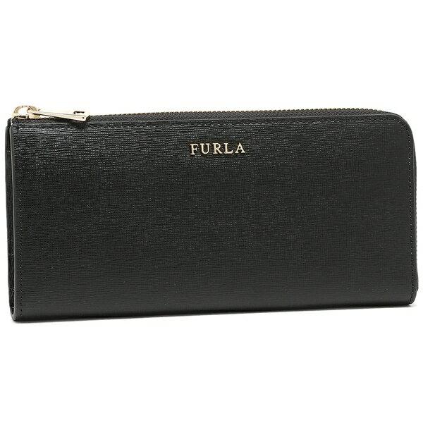 フルラ 長財布 レディース FURLA 907862 PS13 B30 O60 ブラック