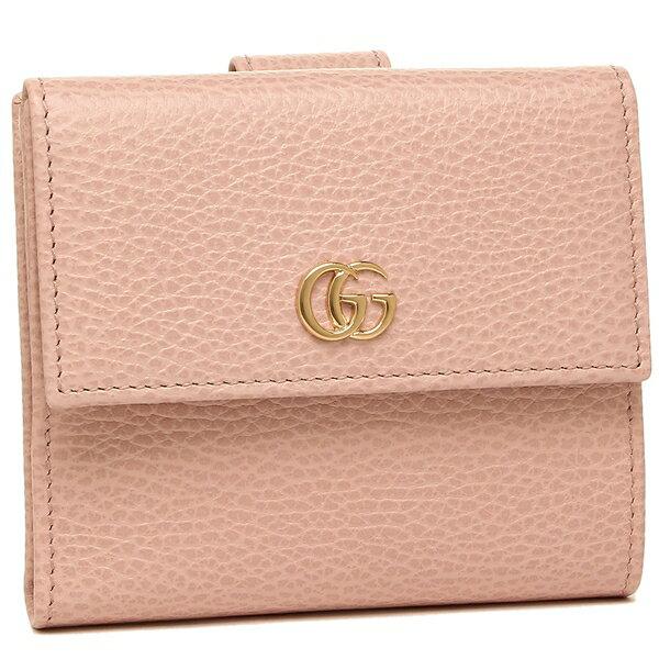 グッチ 折財布 レディース GUCCI 456122 CAO0G 5909 ピンク