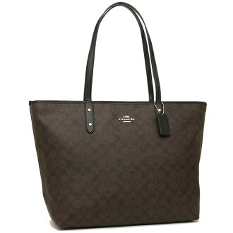 Coach Tote Bag Outlet Lady S F14929 Imaa8 Brown Black