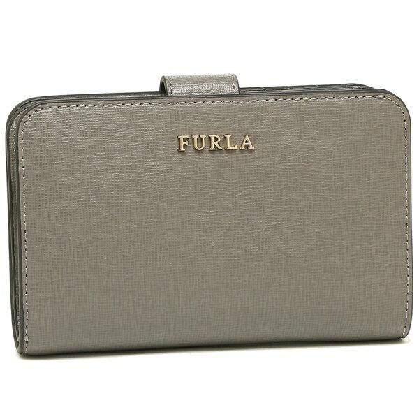 フルラ 折財布 レディース FURLA 903639 PR85 B30 AG6 グレー