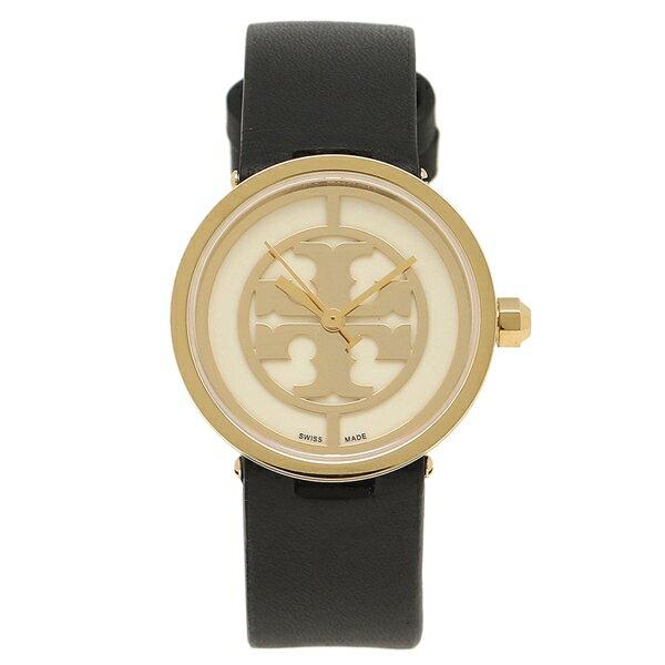 トリーバーチ 腕時計 アウトレット レディース TORY BURCH TRB4008 イエローゴールド ホワイト ブラック