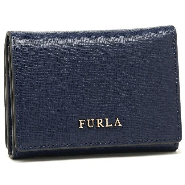 フルラ 折財布 レディース FURLA 872827 PR83 B30 DRS ネイビー