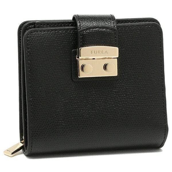 フルラ 折財布 レディース FURLA 904641 PR96 ARE O60 ブラック