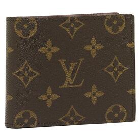 【返品OK】ルイヴィトン 折財布 メンズ LOUIS VUITTON M62288 ブラウン