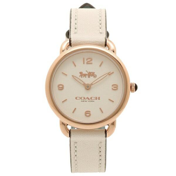 コーチ 腕時計 レディース COACH 14502790 W1241 ホワイト ゴールド