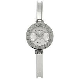 【4時間限定ポイント10倍】BVLGARI ブルガリ B-ZERO1 ビーゼロワン バングル レディース シルバー BZ22C6HSS-2 Mサイズ ウォッチ 腕時計 シリアル有