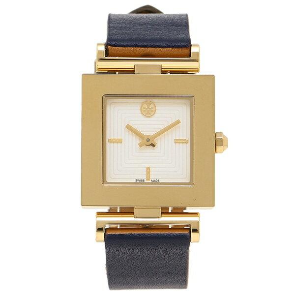 トリーバーチ 腕時計 アウトレット レディース TORY BURCH TB5300 ラゲッジブラウン ネイビー イエローゴールド アイボリー