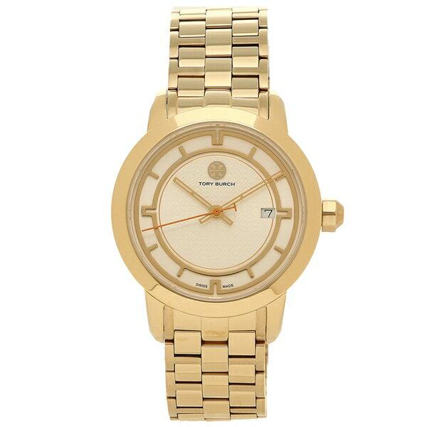 トリーバーチ 腕時計 アウトレット レディース TORY BURCH TRB1003 アイボリー イエローゴールド