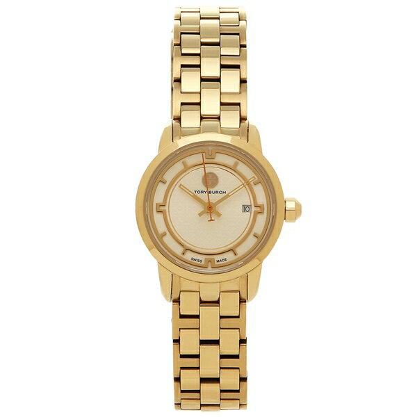 トリーバーチ 腕時計 アウトレット レディース TORY BURCH TRB1009 アイボリー イエローゴールド