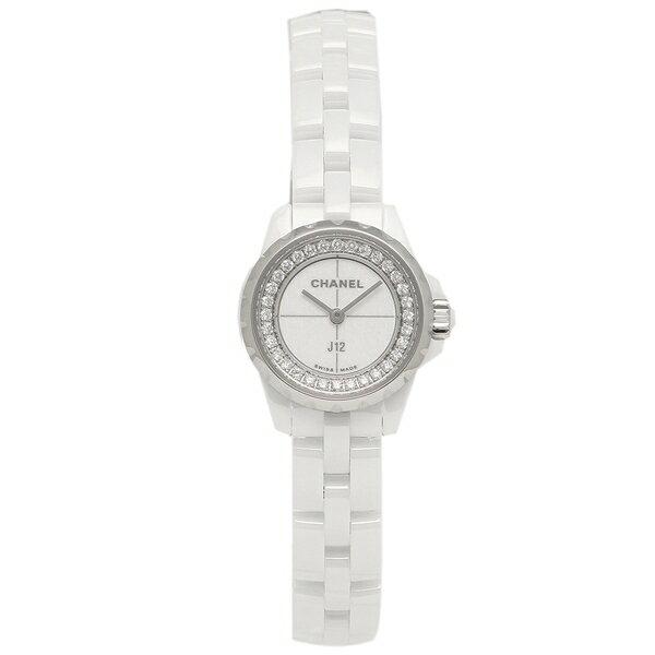 シャネル 腕時計 レディース CHANEL H5237 ホワイト