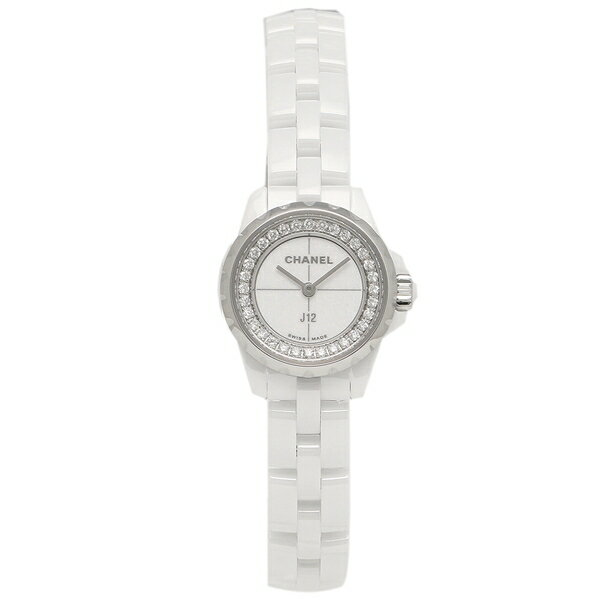 【5%OFFクーポン対象】シャネル 腕時計 レディース CHANEL H5237 ホワイト