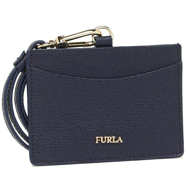 フルラ パスケース レディース FURLA 904461 PT27 B30 DRS ネイビー
