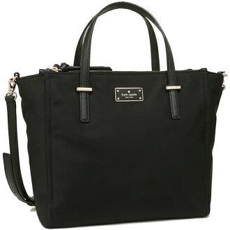 凯特黑桃大手提包挎包奥特莱斯女士KATE SPADE WKRU4715 001黑色圣诞节促销