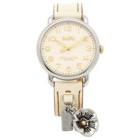 96e6b90f2fd1 コーチ 腕時計 レディース COACH 14502819 ホワイト シルバー