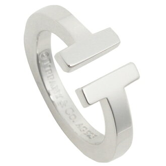 Tiffany ring accessories Lady's TIFFANY&Co. Silver