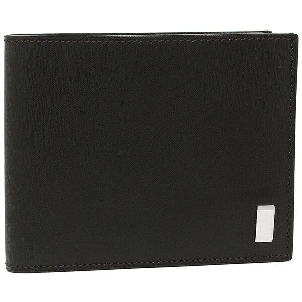 ダンヒル 折財布 メンズ DUNHILL FP3070E BLK ブラック