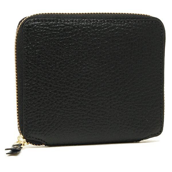 コムデギャルソン 折財布 レディース/メンズ COMME des GARCONS SA2100IC ブラック ブルー