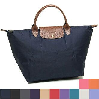 7529458522 Longchamp bag LONGCHAMP 1623 089 プリアージュ LE PLIAGE TOP HANDLE BAG M Lady's  handbag plain