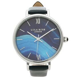 【返品保証】ローラローズ 腕時計 レディース Lola Rose LR2015-1 ブラック ブルー