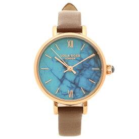 【返品保証】ローラローズ 腕時計 レディース Lola Rose LR2040-1 ブルー