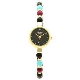 【返品保証】ローラローズ 腕時計 レディース Lola Rose LR4016 マルチカラー ブラック